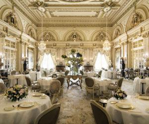Louis XV restaurant Hotel de Paris