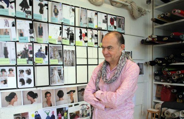 designer christian lacroix