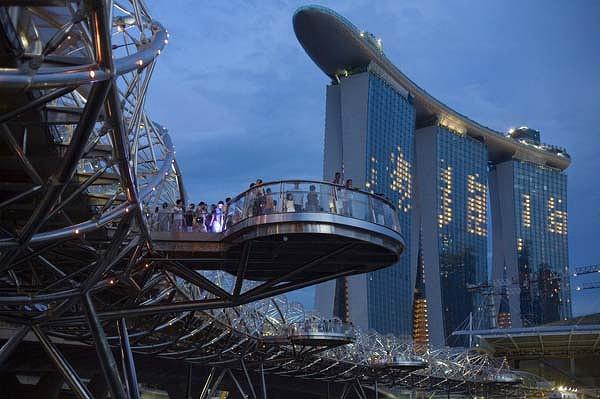 singapore las vegas sands