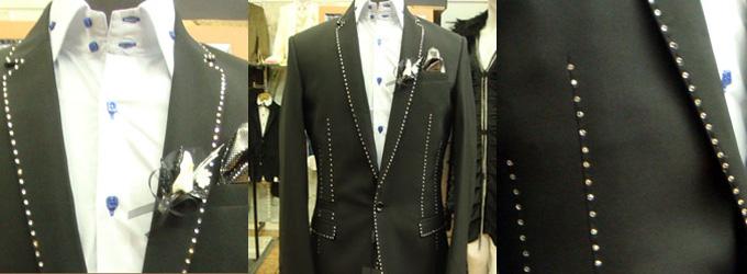 most expensive suit Stuart Hughes