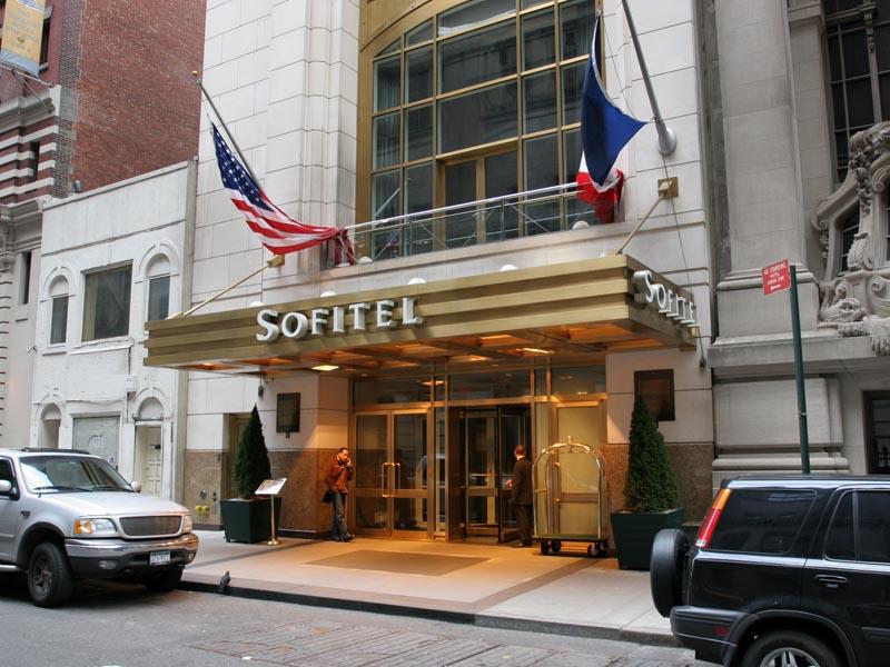 Top 10 Hotels 2016 Sofitel