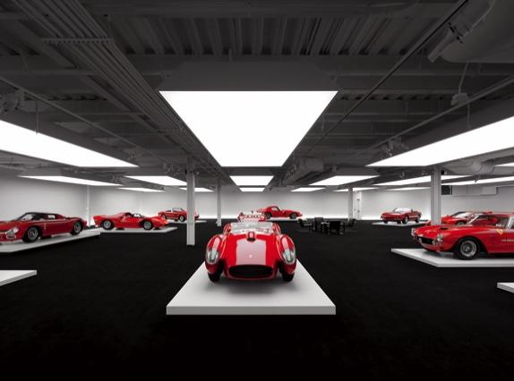 Ralph Lauren garage