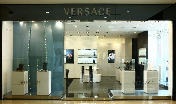 Versace Jewellery boutique Beijing