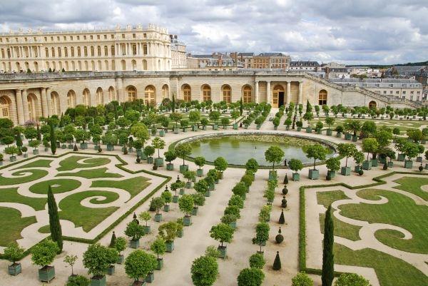 Château de Versailles Orangerie