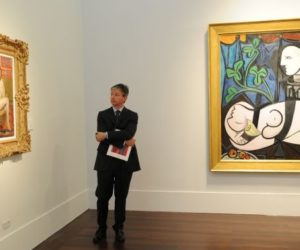Auctioneers Christies picasso