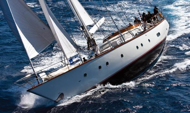 sailing yacht elettra