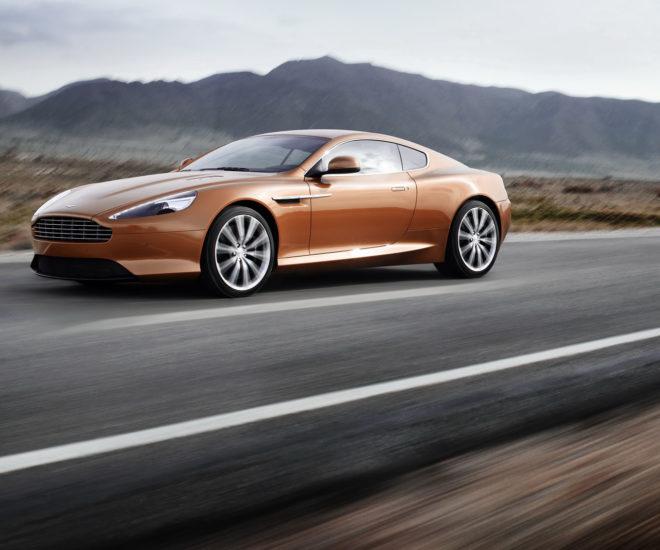 Aston Martin Virage photo