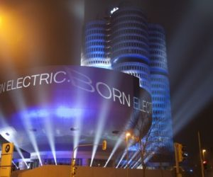 BMW i launch in Munich