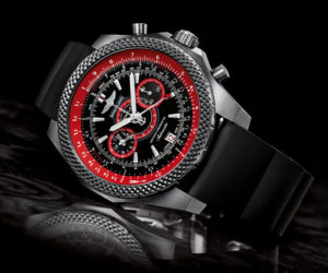 Breitling for Bentley Ice Record