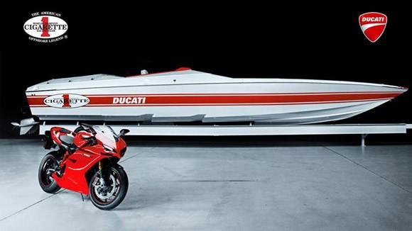 Cigarette Racing Ducati Edition