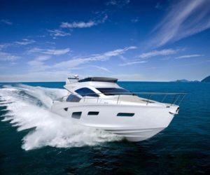 Intermarine 55 yacht