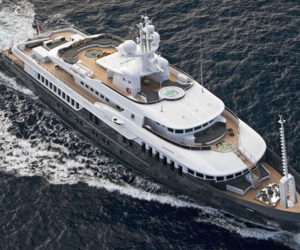 Luxury Yacht Sirius
