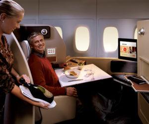 Qantas A380 First Suite