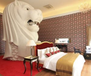 pop up hotel Singapore