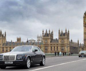 rolls London