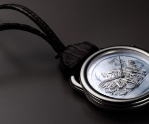 Arceau Pocket Promenade de Longchamp Watch