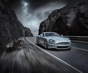 Aston Martin DBS 14
