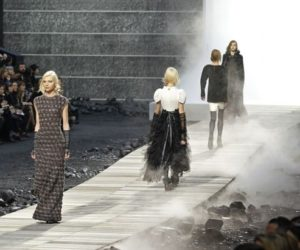 Chanel Autumn Winter 2011 2012 ready-to-wear collection show