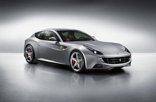 Ferrari ff sold out