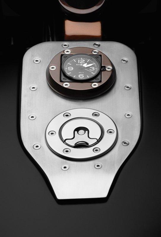 Harley Davidson Bell Ross watch