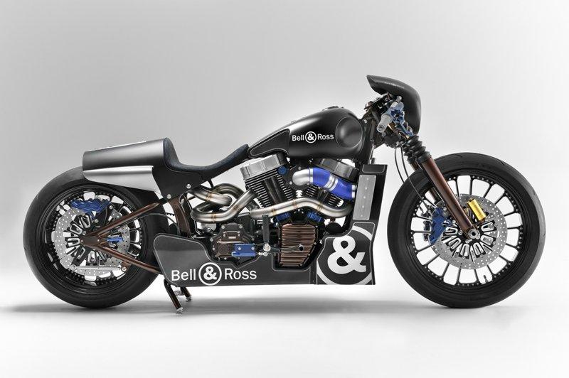 Harley Davidson Bell Ross