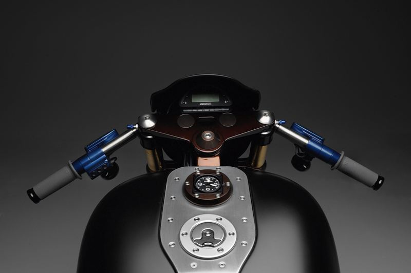 Harley Davidson Bell and Ross