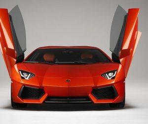 Lamborghini Aventador picture