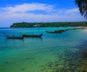Longtail boats Phuket