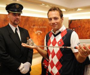 Odyssey Golf Diamond Putter