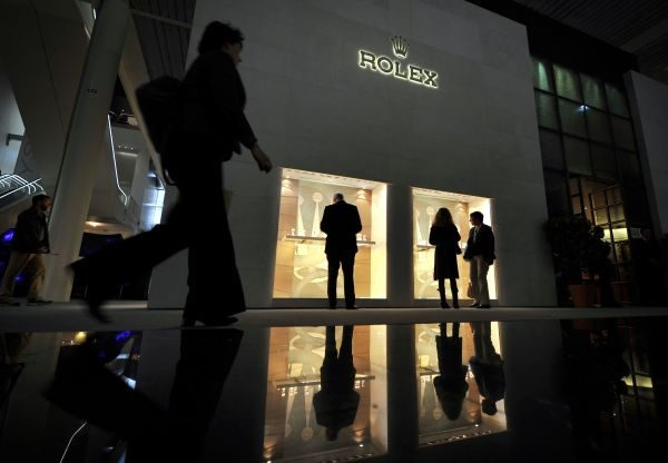 Swiss watchmaker Rolex basel 2011