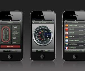 Aston Martin Experience iPhone app