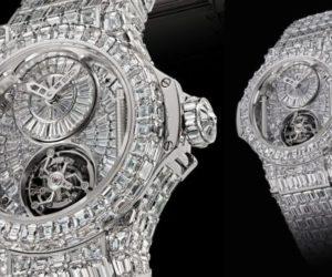 Hublot Diamond Big Bang Watch