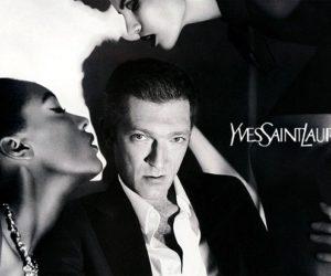 Vincent Cassel YSL