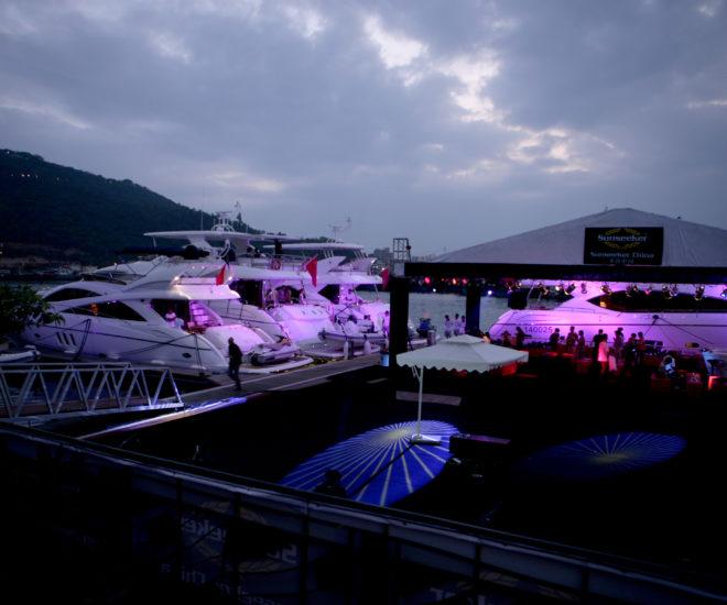 Yachts Hainan Rendez Vous
