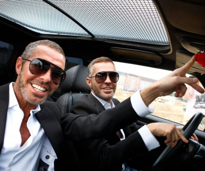 dsquared2 twin brothers