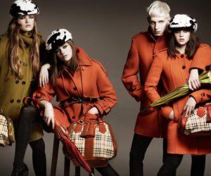 Burberry AW 2011 Campaign