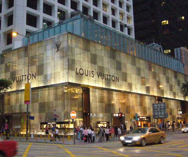 Louis Vuitton The Landmark Hong Kong