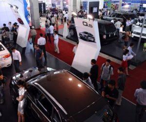Vietnam AutoExpo 2011 show