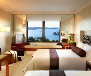Intercontinental sydney bedroom