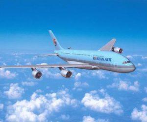 Korean Air A380 superjumbo