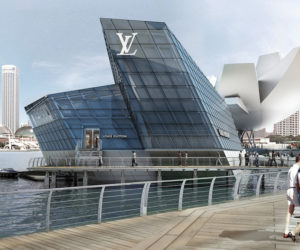 Louis Vuitton Island Maison At Marina Bay Sands