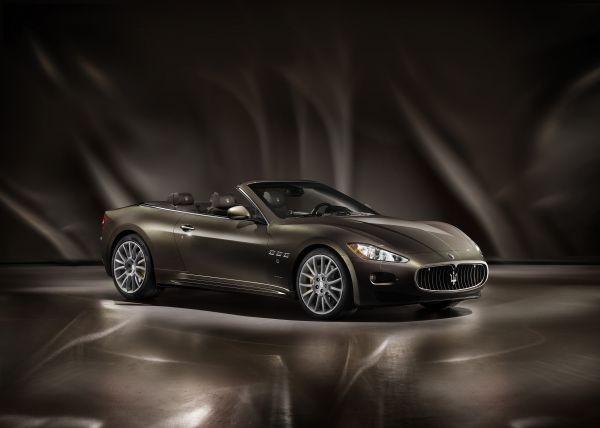 Maserati GranCabrio Fendi photo
