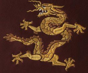 Rolls-Royce Year of the Dragon imprint