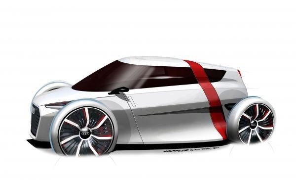 The Audi Urban Concept