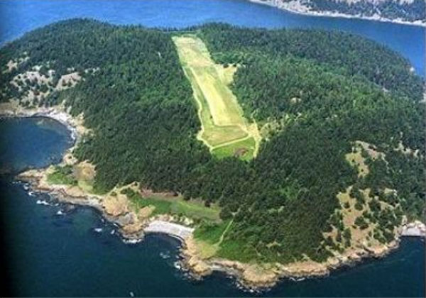 allan island