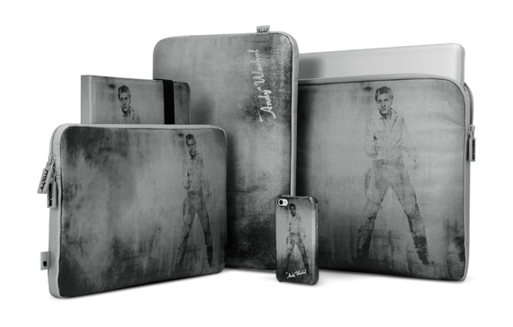 Andy Warhol Incase collection Elvis