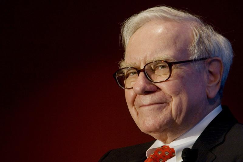 Warren Buffett chairman of Berkshire Hathaway
