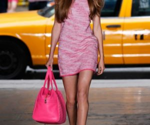 New York Fashion Week 2011 DKNY