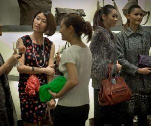 store opening Longchamp Shanghai