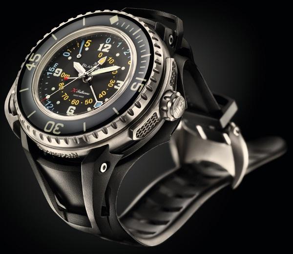 Blancpain X fathoms watch